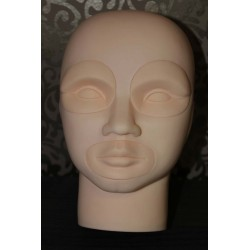 Goochie 3D gyakorló fej